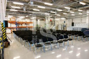 Аренда мебели для корпоративного мероприятия