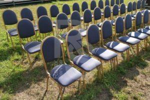 Аренда штабелируемых стульев в Москве и Санкт-Петербурге на мероприятие