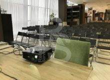 Аренда комплекта звука и проекционного оборудования для конференции KADO 2018