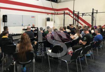 аренда звука и мебели в Север Кроссфит - апрель 2019