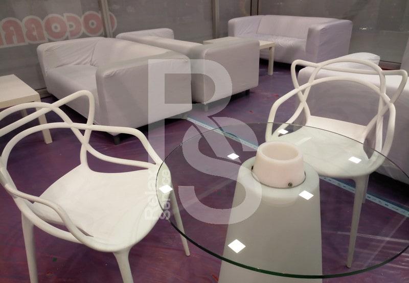 аренда дизайнерских стульев и мебели в экспофорум - март 2019