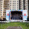 Аренда сцен и подиумов на мероприятия в Санкт-Петербурге