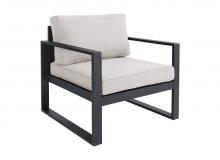 Кресло LOFT белое