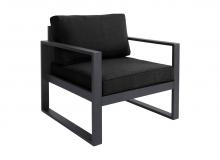 Кресло LOFT черное